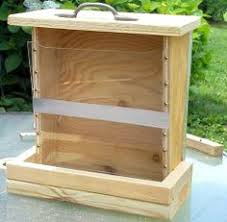 Wooden Feeder For Chickens