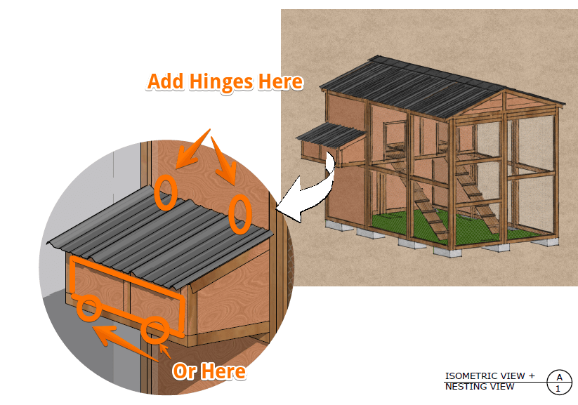 do it yourself chicken coop plan for 12 chickens
